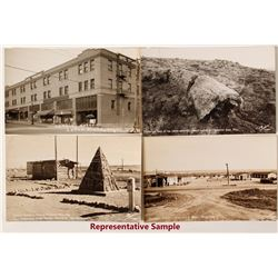 Group of Wyoming Postcards