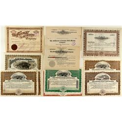 Cripple Creek Mining Stock Certificates (14)