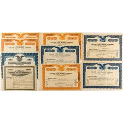 Colorado Lead-Zinc Mining Stock Certificates