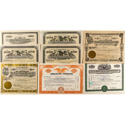 Colorado Miscellaneous Metals Stock Certificates