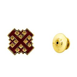 14KT Yellow Gold Tie Tack Pin