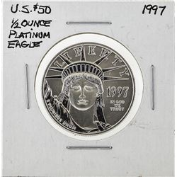 1997 $50 American Platinum Eagle Coin