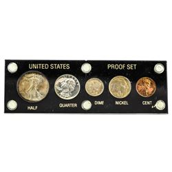 1936 (5) Coin Proof Set