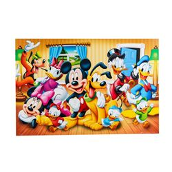 Disney Mickey and Friends Group Poster