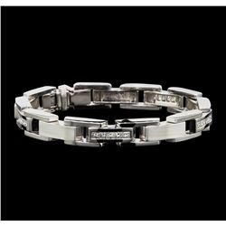 14KT White Gold 2.75ctw Diamond Bracelet