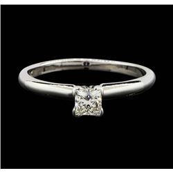 14KT White Gold 0.30ct Diamond Ring