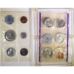 1959 U.S. MINT SET & 1964 U.S. PROOF SET