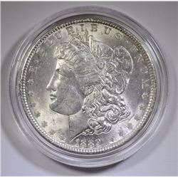 1889 MORGAN SILVER DOLLAR  CHOICE BU+