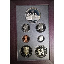 1996 U.S. PRESTIGE PROOF SET IN ORIGINAL PACKAGING  SCARCE MODERN SET!!
