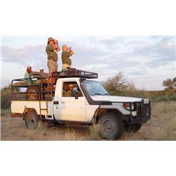 7-Day South Africa Safari for Two Hunters and Two Non-Hunters - Includes Trophy Fee Credit