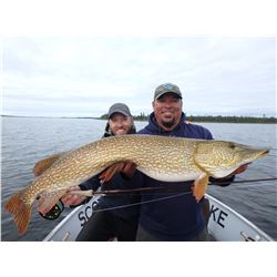 5-Day Luxury Fly-In Fishing Trip for Two Anglers in the Northern Territories of Canada
