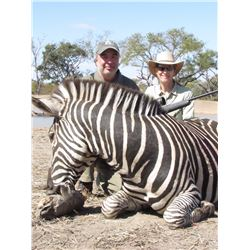 7-Day Wildebeest, Zebra and Impala Hunt for One Hunter in Zimbabwe - Includes Trophy Fees and Taxide