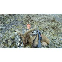 5-Day Dagestan Tur Hunt for One Hunter in Republic of North Ossetia, Russia - Includes Trophy Fee