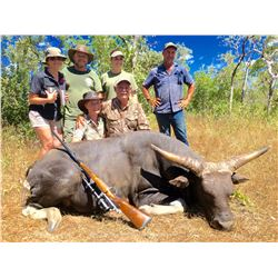6-Day Banteng Bull Hunt for One Hunter in Australia - Includes Trophy Fee
