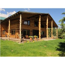 7-Day Mountain Momma Wilderness Retreat for Four Ladies in British Columbia