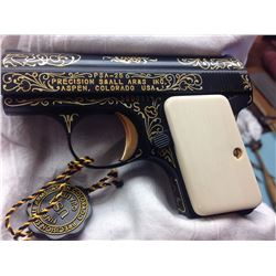 Precision Small Arms Matched Pair of Imperiale Pistols
