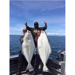 4-Day/5-Night Alaskan Fishing Package for Four Anglers