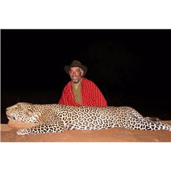 14-Day Leopard and Cape Buffalo Hunt for One Hunter in Tanzania - Includes Trophy Fees