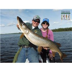 4-Day Fishing Trip for Two Anglers in Canada