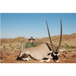 7-Day Plains Game Hunt for Two Hunters and Two Non-Hunters in Namibia - Includes Trophy Fees