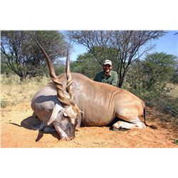 6-Day/7-Night Plains Game Safari for One Hunter in South Africa - Includes Trophy Fees