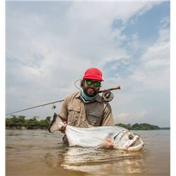 5-Day Amazon Basin Fishing Trip for Four Anglers in Bolivia