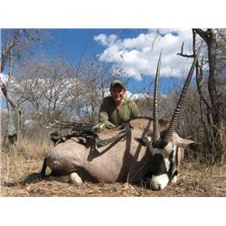 10-day South African Archery Plains Game Hunt for Two Hunters and Two Observers