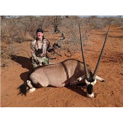 10-day South African Archery Safari for Two Hunters and Two Observers