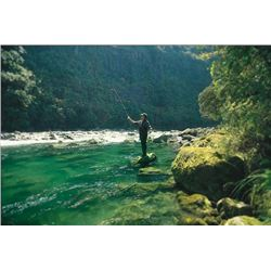 5-day New Zealand Fly-fishing Adventure for One Angler and One Observer