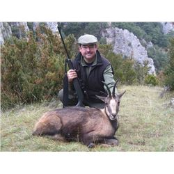 5-day Spain Pyrenean or Cantabrian Chamois for One Hunter and One Observer