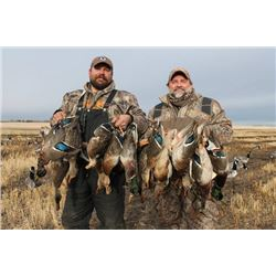 5-day Manitoba Northwestern White-tailed Deer and Waterfowl Hunt for Two Hunters