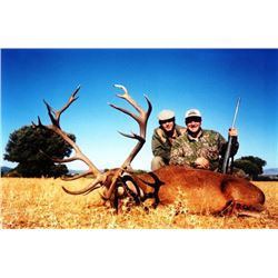 5-day Spanish Hunt for Choice of 1 Species for One Hunter and One Observer