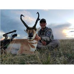 2-day Wyoming Pronhorn Antelope Hunt for Two Hunters