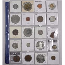 20x Estate Numismatic Coins, Includes - Canada, Germany, Great Britain, NFLD etc (ATTN: 20 Times the