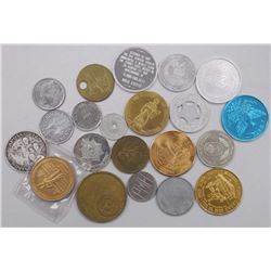 20x Estate - Bag - 'Tokens and Medallions' (ATTN: 20 Times the bid price)