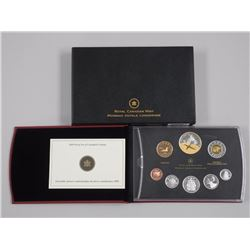 RCM Issue - 2009 Proof 925 Silver Mint Coin Set