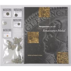 44x Ancient Coins - Includes 39 Uncleaned Roman Gold Fanam Coin (1700-1830) Biblical C30-50AD, (2) G