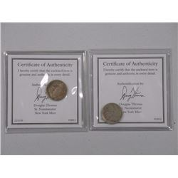 2x 1913 - First Type 1 Year with C.O.A.(ATTN: 2 Times the bid price)