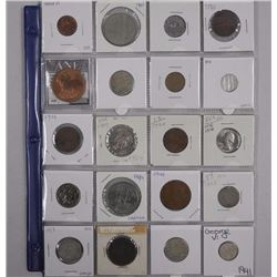 20x Estate Collector Coins - Canada - Mix of Dates (ATTN: 20 Times the bid price)