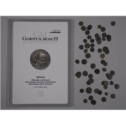 60x Ancient Roman Coins - Cleaned, up to 2000 years old with Book (ATTN: 60 Times the bid price)