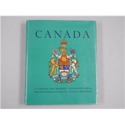 Estate Canada - Stamp Album Collection of Mint Stamps