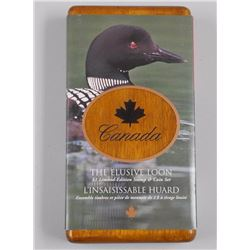The Elusive Loon - Limited Edition Stamp and Coin Set