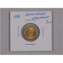 1982 South Africa - Gold Kangaroo