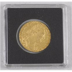 Great Britain - George III English Guinea Scarce Gold Coin (22kt)