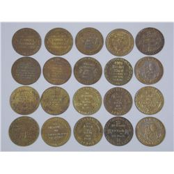 20x Brothel Tokens 'Nevada' (ATTN: 20 Times the bid price)