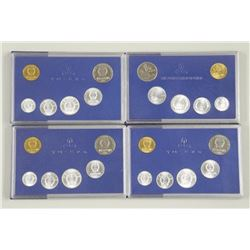 4x Bank of China Mint Coin Sets (ATTN: 4 Times the bid price)