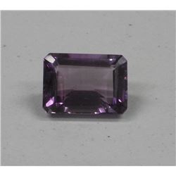 Loose Rectangular Cut Amethyst (25.53ct) Eye Clean SRRV: $1280.00 (BB-39)