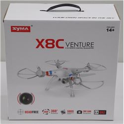 """25"""" Quadcopter - 4 Channel Remote 6 AXIS, 2MP CAM, 360 degree Eversion, Head free, 2.4GHZ NEW. Box:"""