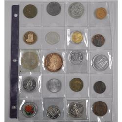 20x Estate - Coins, Silver, Tokens, Medals, Collectibles (ATTN: 20 Times the bid price)