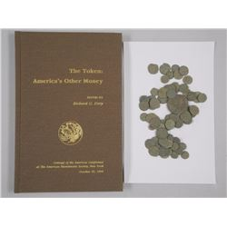 60x Ancient Roman Coins - Unclean in the Rough as Found - Up to 2000 Years Old with Book (ATTN: 60 T